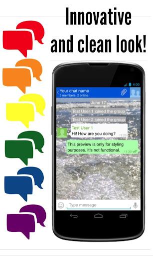 Texting App