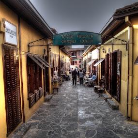 Irgandı by Gokhan Demirci - City,  Street & Park  Markets & Shops ( bridge, bazaar )