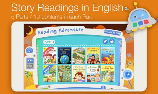 English Reading Adventure 2