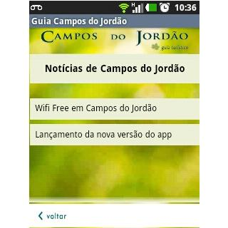 Guia Campos do Jordão- screenshot