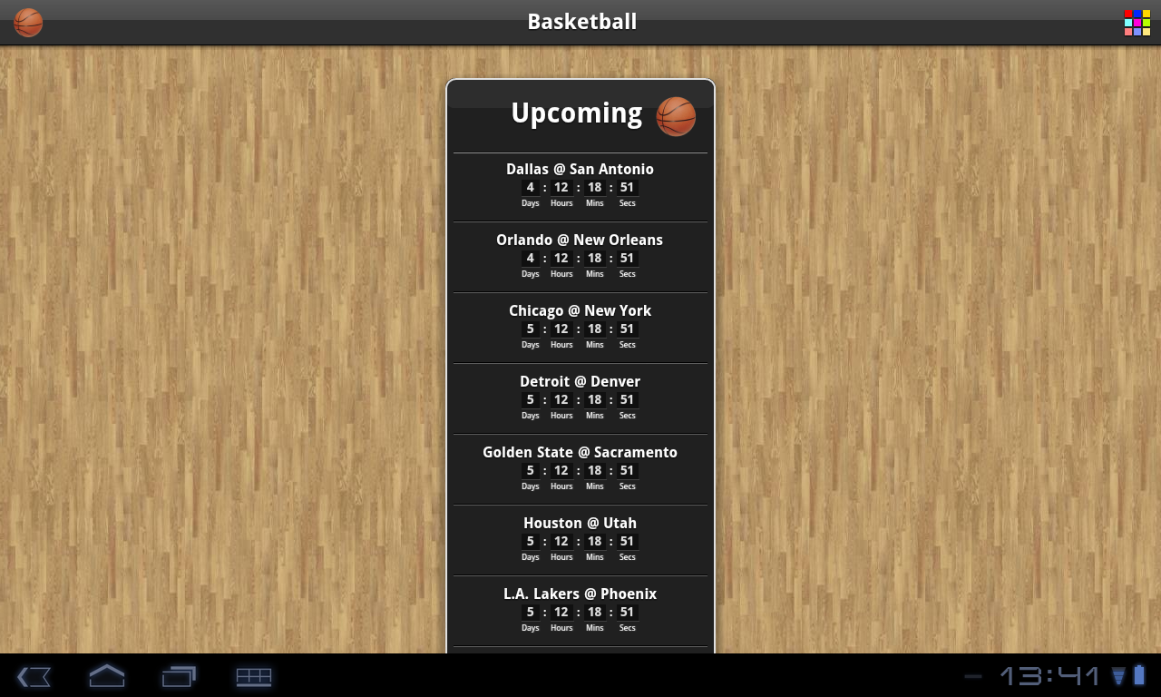 Basketball Games - screenshot