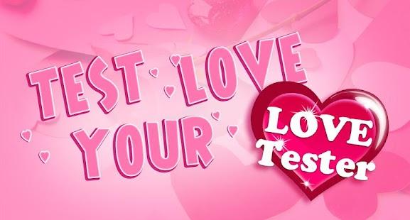 Love Tester 休閒 App-愛順發玩APP