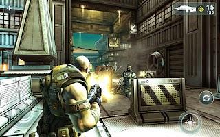 Screenshot of SHADOWGUN THD