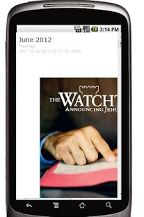 Watchtower Jehovah's Witnesses - screenshot thumbnail