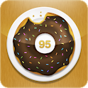 Donut Battery Widget logo