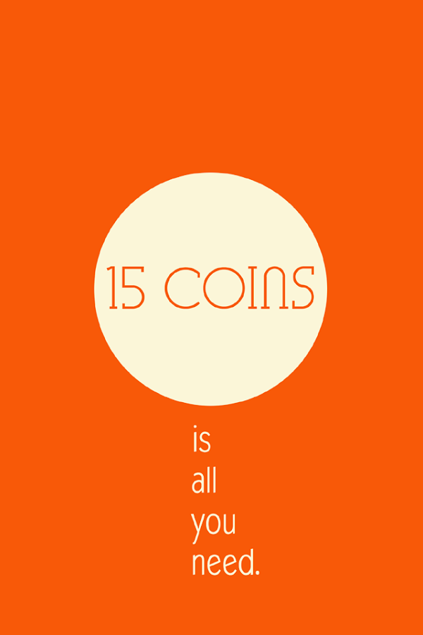 15 Coins- screenshot