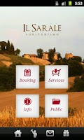 Screenshot of Agriturism Il Sarale