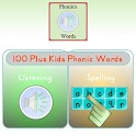 100 Plus Kids Phonics Words icon