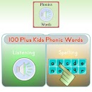 100 Plus Kids Phonics Words file APK Free for PC, smart TV Download