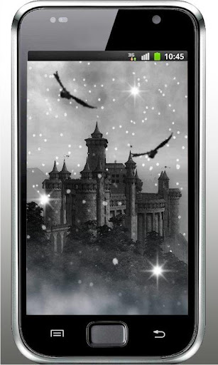 Gothic Night HD live wallpaper