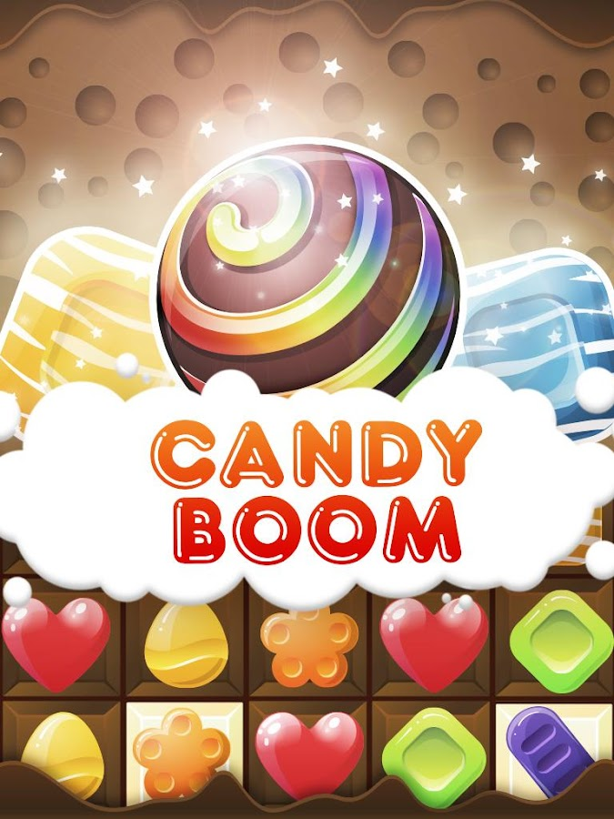 Candy Boom- screenshot