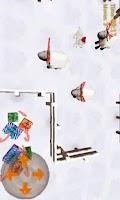 Screenshot of Christmas Sokoban Free