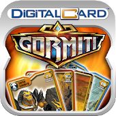 Gormiti Digital Card