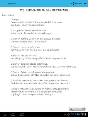 Puji Syukur - screenshot