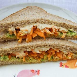 Healthy Avocado Sandwich Recipes.