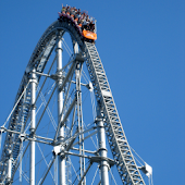 Top 10 Roller Coasters Asia 2