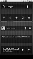 Screenshot of Frost CM11 AOKP Theme