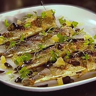 Sicilian-style Sardines