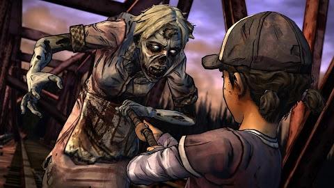 The Walking Dead: Season Two Screenshot 14