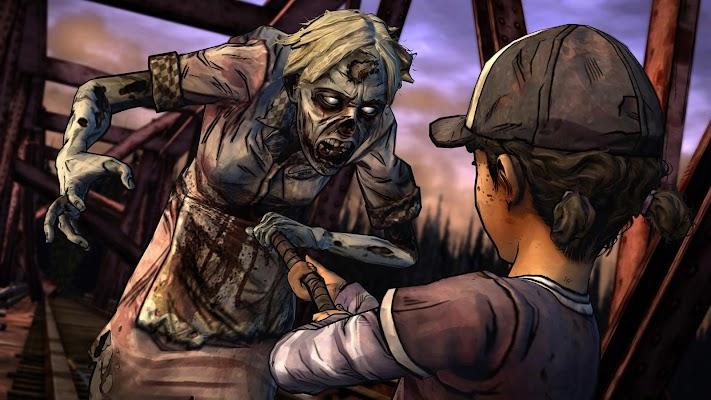 The Walking Dead: Season Two - screenshot