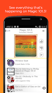 Magic 101.3- screenshot thumbnail