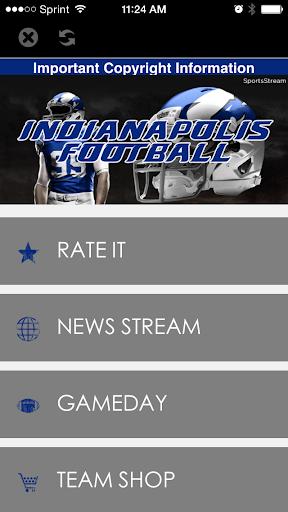Indianapolis Football STREAM+