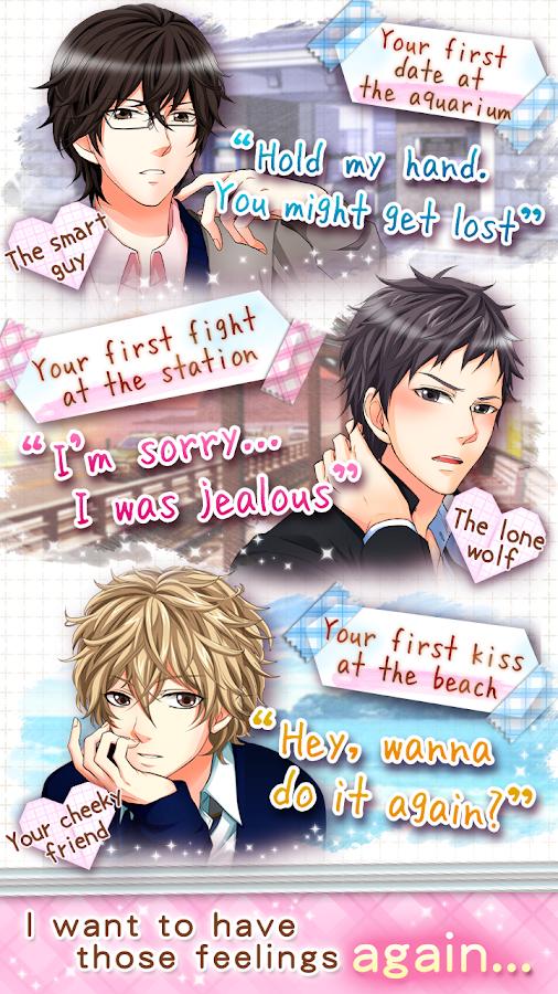 First Love Diaries- screenshot