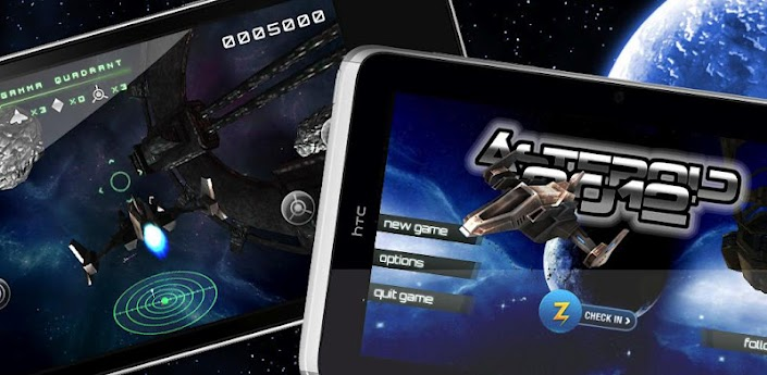 Asteroid 2012 3D apk