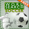 Word Search Soccer Free logo