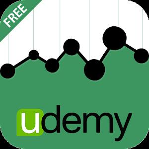 Learn Google Analytics - Udemy Icon