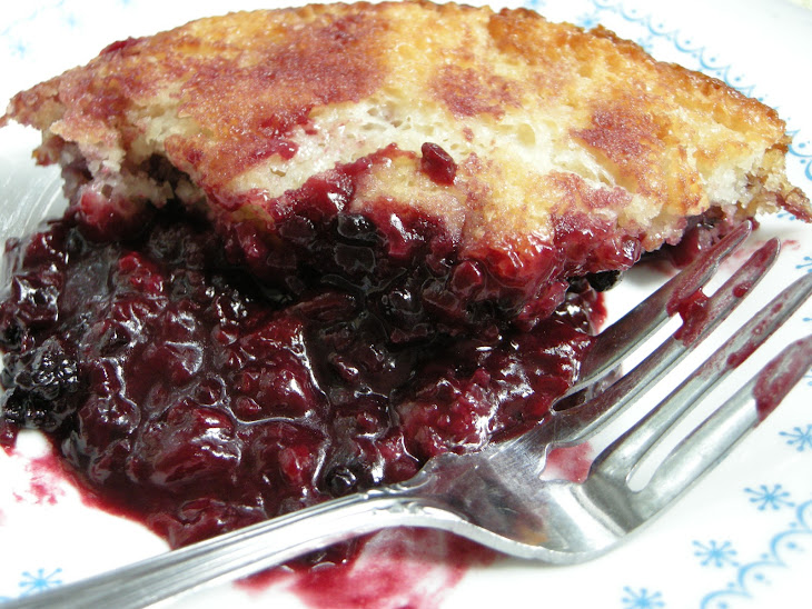 Old Fashioned Berry Cobbler Recipe