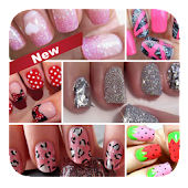 Nails art design. Vol 1