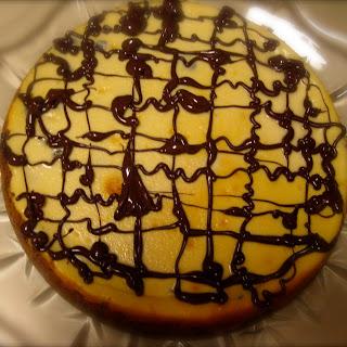 Chocolate Chip Coffee Cheesecake