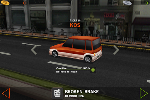 Dr. Driving screenshot