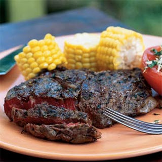 Basic Grilled Steak