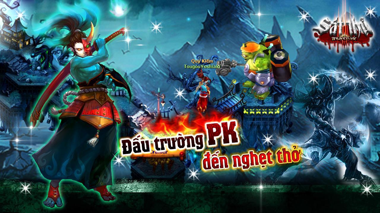 Lien Minh Than Thoai - Vo Hiep - screenshot