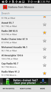 Radio Morocco- screenshot thumbnail
