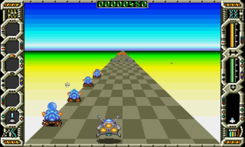 Eliminator - tribute- screenshot