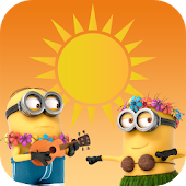 Download Full DESPICABLE ME WEATHER WIDGET 2.2 APK