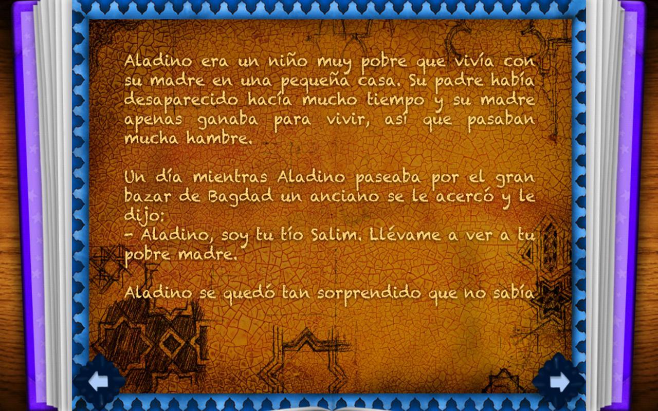 Aladín y la Lámpara Maravillos - screenshot