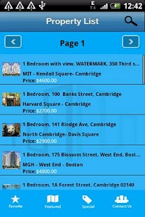 Boston and Cambridge Furnished - screenshot thumbnail