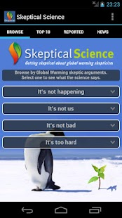 Skeptical Science - screenshot thumbnail