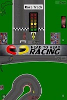 Screenshot of Head To Head Racing - No Ads