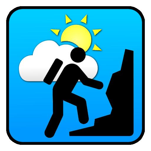 天气の山の天気予報 LOGO-記事Game