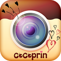 CoCoprin: Photo Sticker App icon