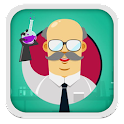 ICON PACK - Crazy Scientist icon