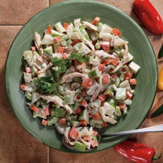 Chicken & Potato Salad.