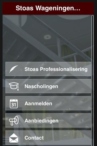 Stoas Professionalisering