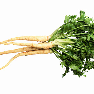 "Parsnip ""Rice"" and Broccoli Recipe"
