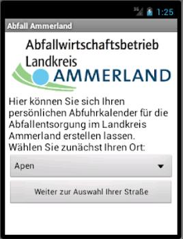 Abfall Ammerland
